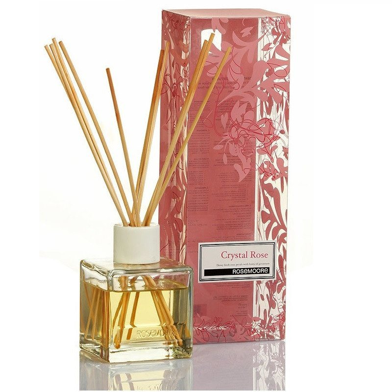 Rosemoore Crystal Rose Reed Diffuser - large - 1