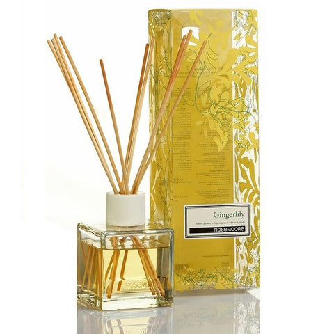 Rosemoore Gingerlily Reed Diffuser - 1