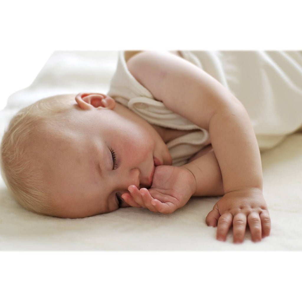 Baby Mattress - 100% Natural Latex (With Protector Cover) - large - 3