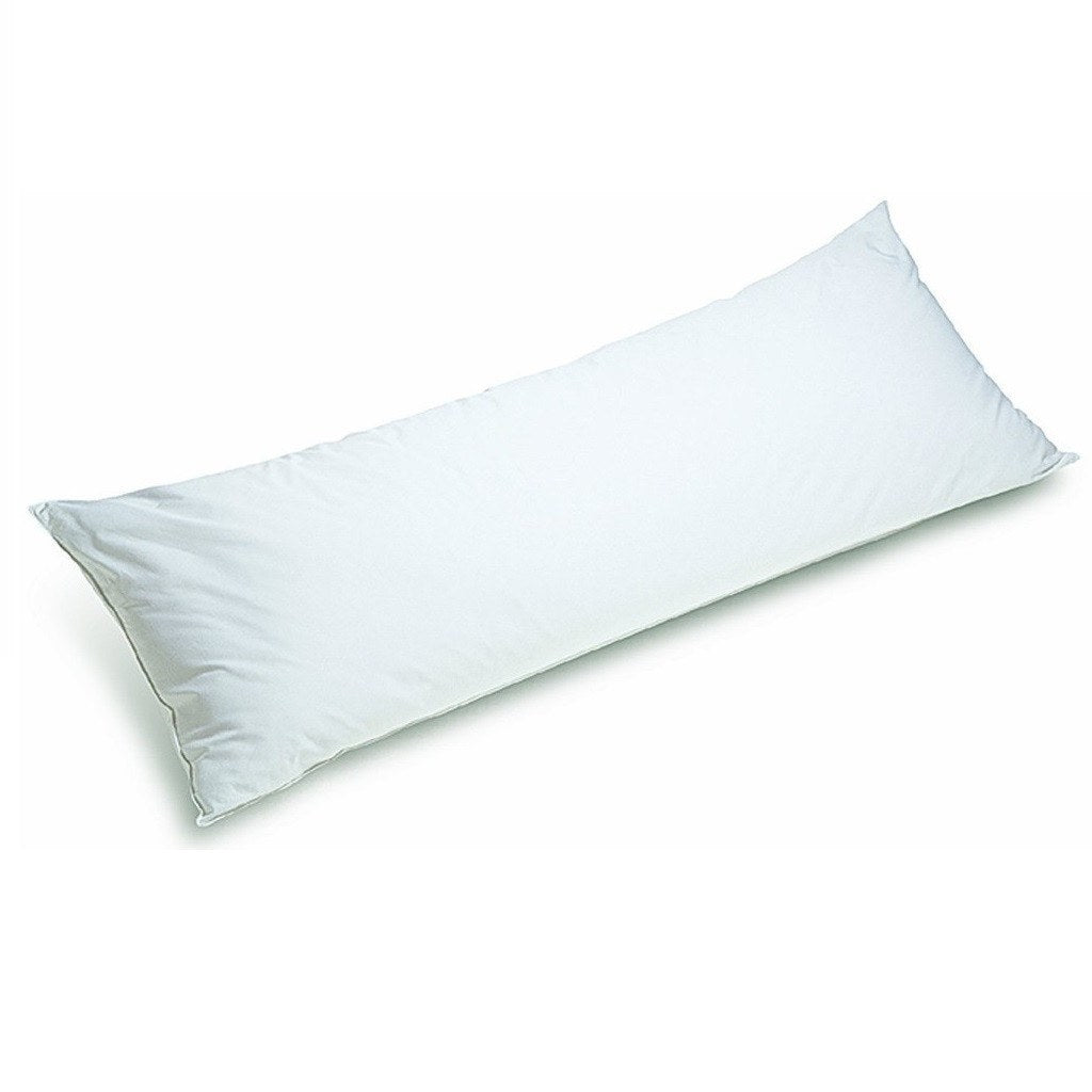 Down Feather Body Pillow - large - 1