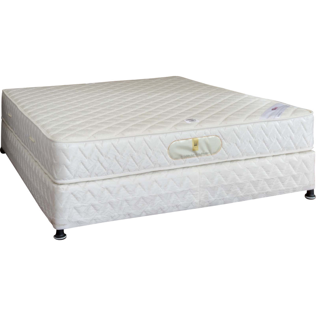 Sobha PU Foam Bonnel Spring Mattress Snooze - large - 1