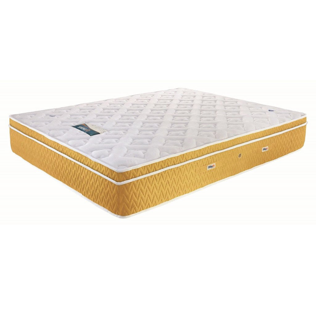 Buy Springfit Mattress Memory Foam Reactive Gold Online In India Best Prices Free Shipping