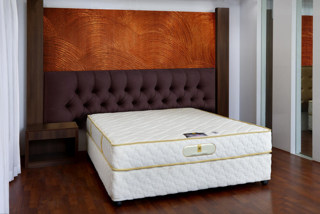 Box Spring Bed Base - Sobha Restoplus - large - 1
