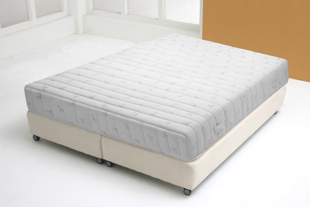 Box Spring Bed Veneer Snoozer - large - 1