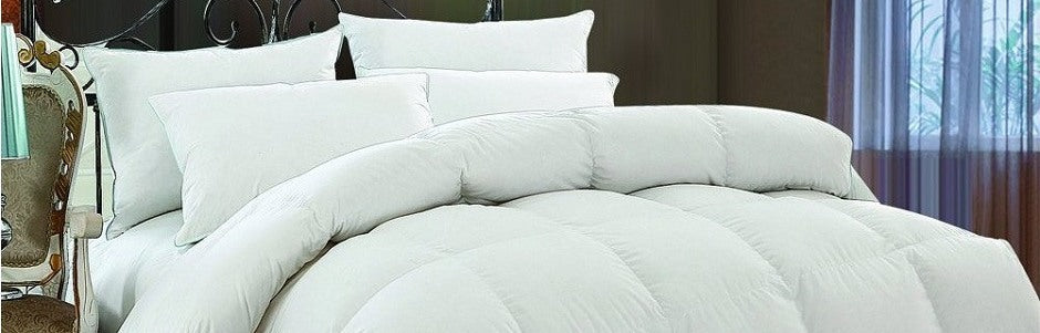 Comforters and Duvets – What You Should Know about Down, Microfiber and Wool