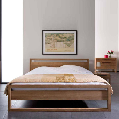 Teak Wood Bedroom Furniture - Charing Cross - 4
