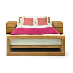 Teak Wood Bedroom Set - Notting Hill