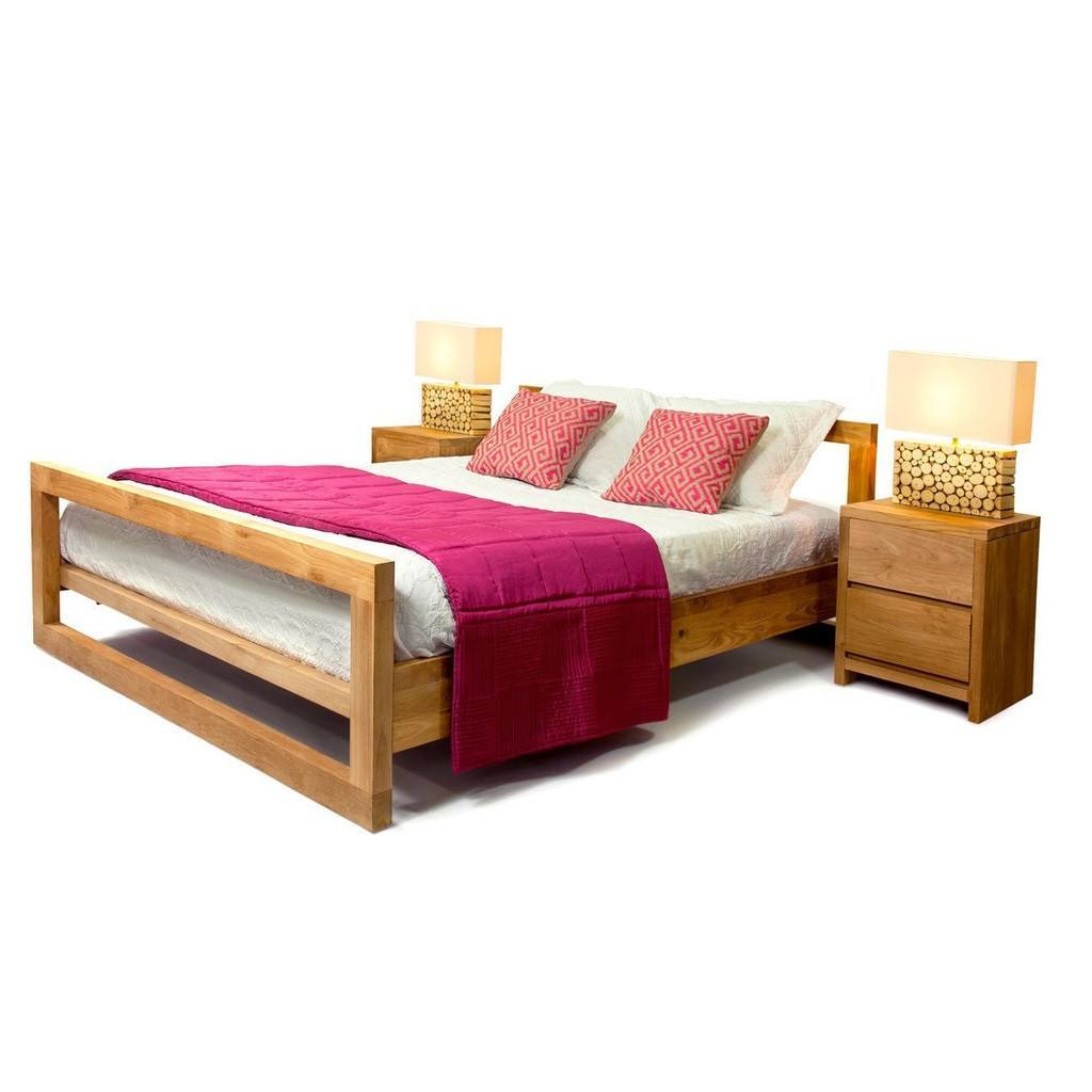 Teak Wood Bedroom Set - Notting Hill - large - 2