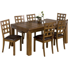 Teak Wood Dining Set - Bayswater