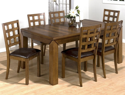 Teak Wood Dining Set - Bayswater - 2
