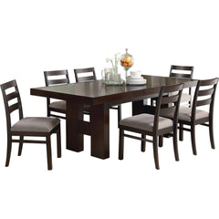 Teak Wood Dining Table - Hainault