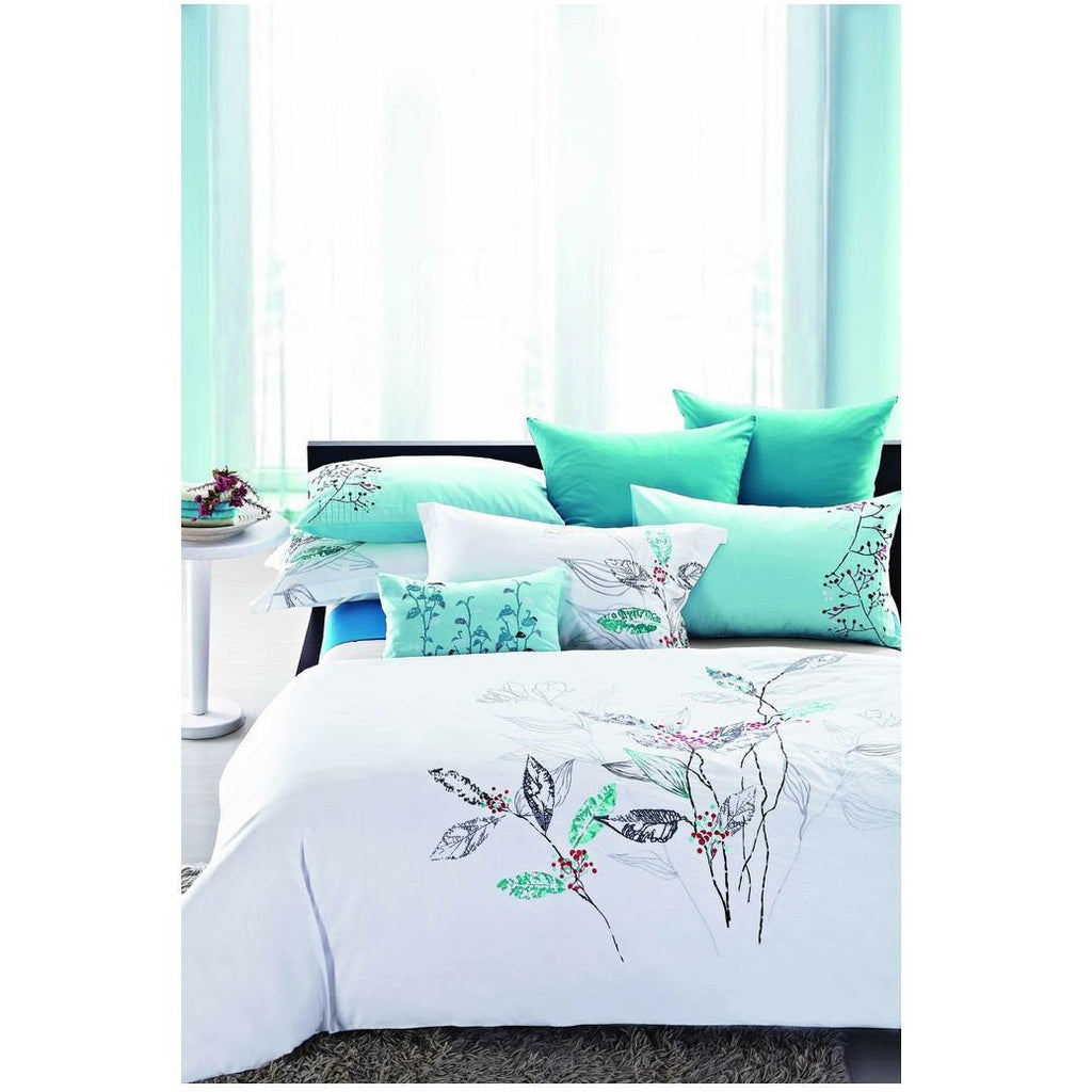 Luxury Duvet Cover Art Floral Collection Nirvana - large - 1