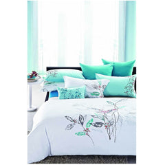 Luxury Duvet Cover Art Floral Collection Nirvana