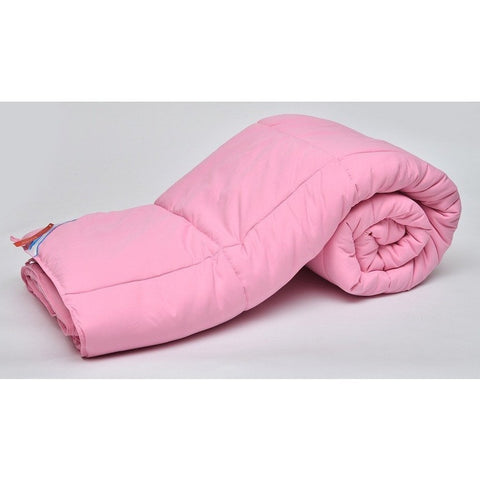 All Seasons Duvet Baby Pink - 120 GSM - 1
