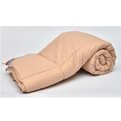 All Seasons Duvet Beige - 120 GSM