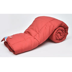 All Seasons Duvet Red - 250 GSM