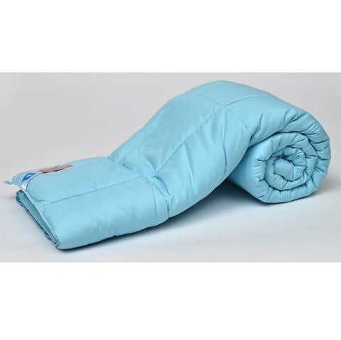 All Seasons Duvet Sky Blue - 120 GSM - 1