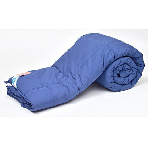 Winter Duvet Navy Blue - 350 GSM - 1