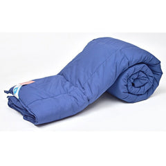 Winter Duvet Navy Blue - 350 GSM