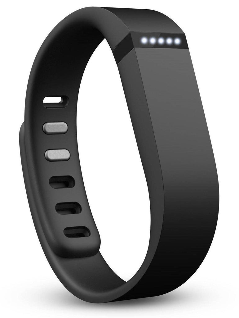 Fitbit Flex Fitness Tracker Wristband - Black - large - 1
