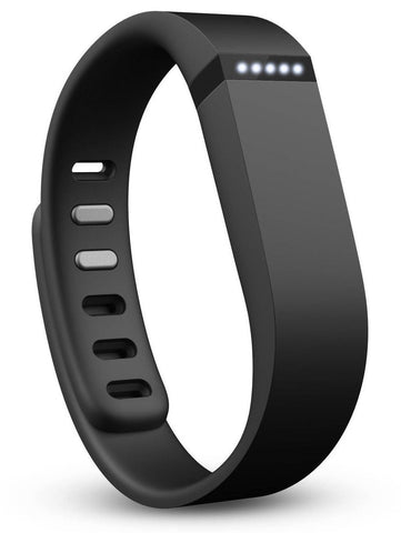 Fitbit Flex Fitness Tracker Wristband - Black - 1