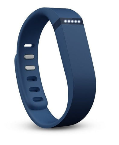 Fitbit Flex Fitness Tracker Wristband - Navy - 1
