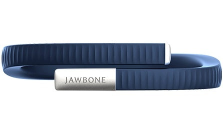 Jawbone UP 24 Fitness Tracking Wristband - Blue - large - 1