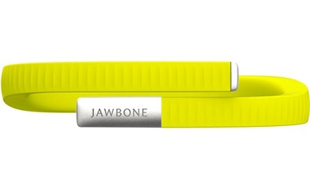 Jawbone UP 24 Fitness Tracking Wristband - Lime - large - 1