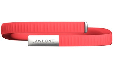 Jawbone UP 24 Fitness Tracking Wristband - Red - large - 1