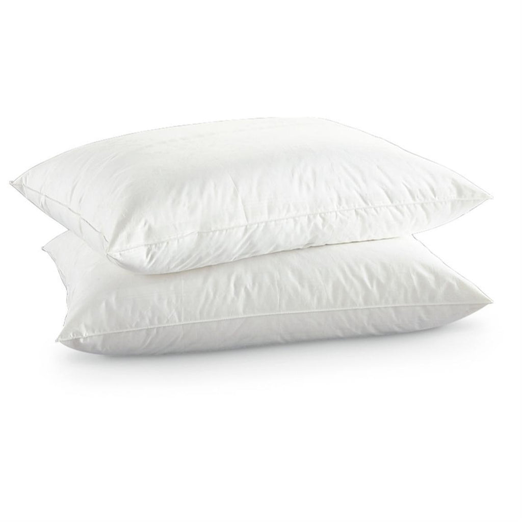 Down Feather Pillow 20/80 - large - 1
