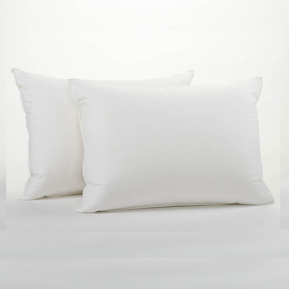 Down Feather Pillow 50/50 - large - 1