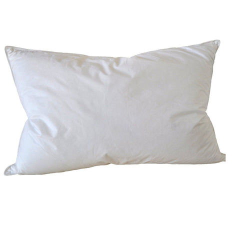 Feather Down Pillow - 50/50 - 1