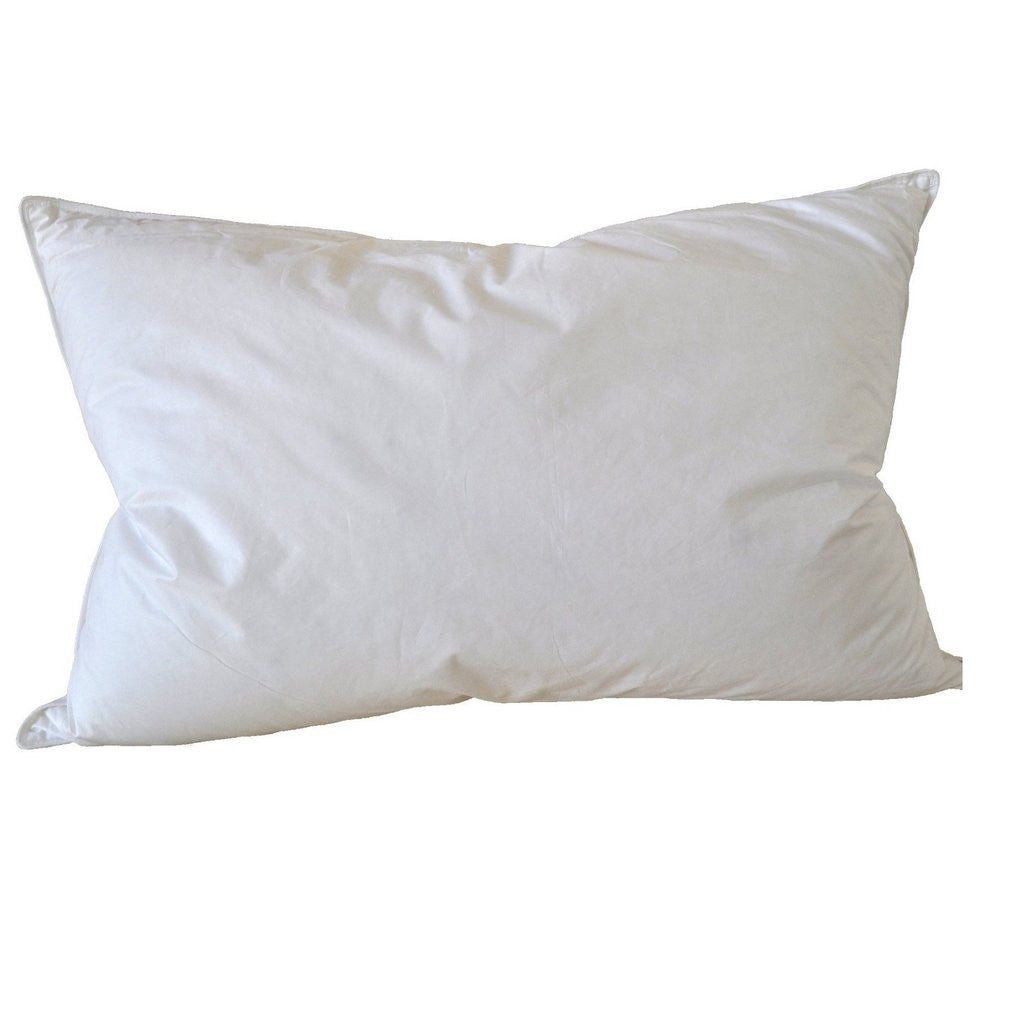 Feather Down Pillow - 50/50 - large - 2