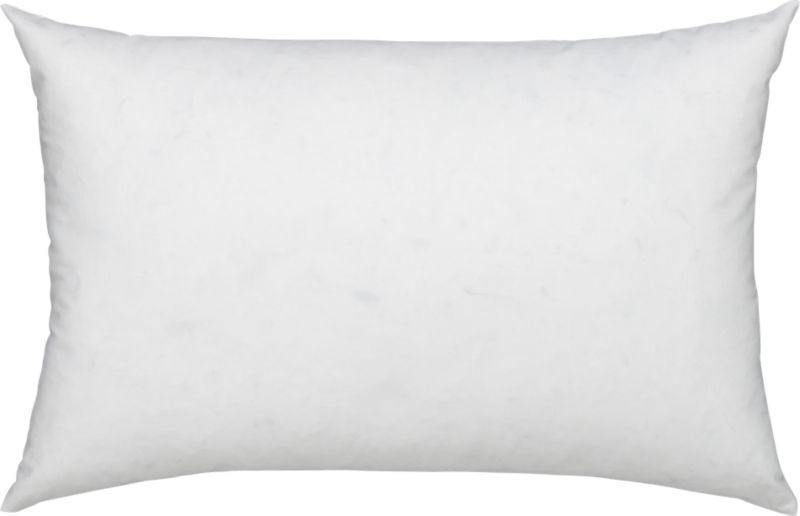 Goose Feather Down Pillow - 20/80 - large - 1
