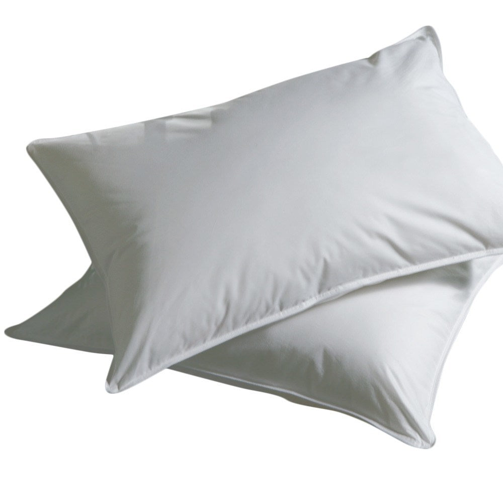 Goose Feather Down Pillow - 20/80 - large - 3