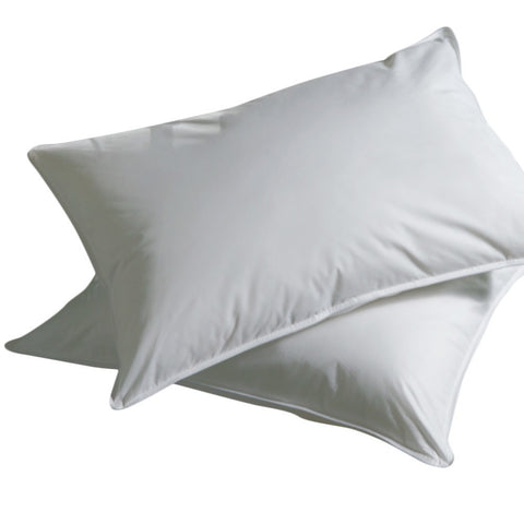 Goose Feather Down Pillow - 20/80 - 3