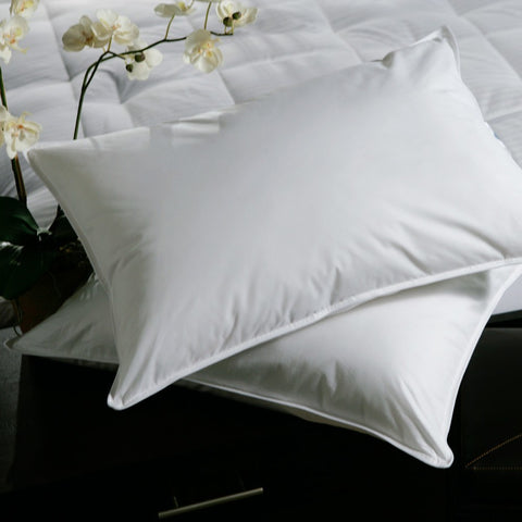 Goose Feather Down Pillow - 20/80 - 4