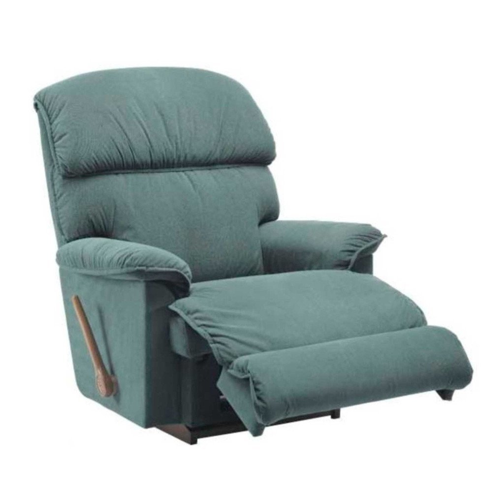 La-Z-boy Electric Fabric Recliner - Cardinal - large - 1