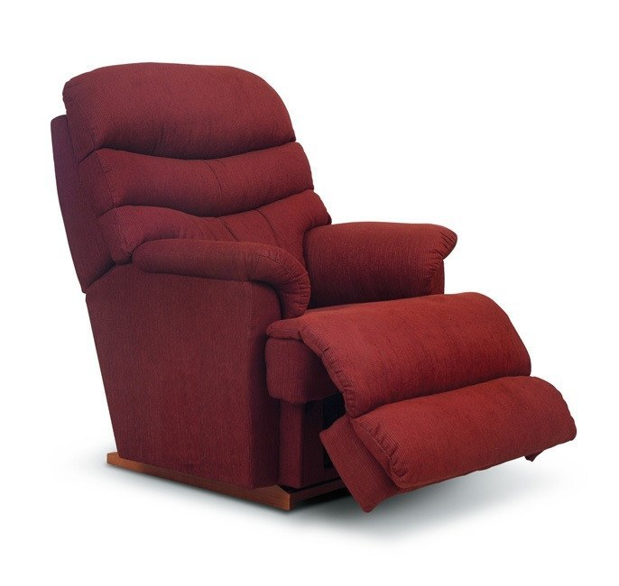 La-Z-boy Electric Fabric Recliner - Cortland - large - 2