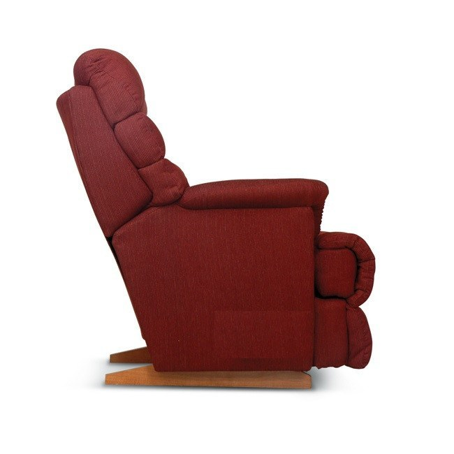 La-Z-boy Electric Fabric Recliner - Cortland - large - 3
