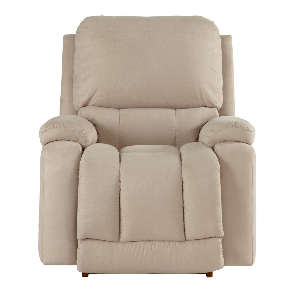 La-Z-boy Electric Fabric Recliner - Greyson - large - 1