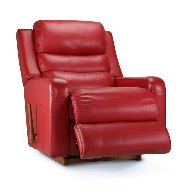 La-Z-boy Electric Leather Recliner - Adam - large - 3
