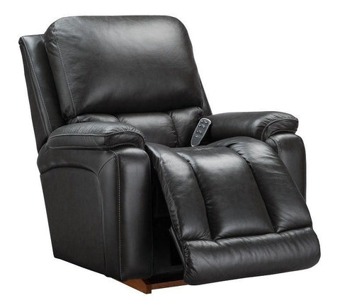 La-Z-boy Electric PVC Recliner - Greyson - 1