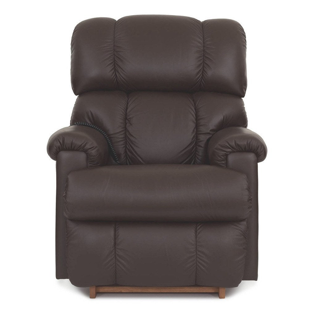 La Z Boy Power Leather Recliner Pinnacle XR+
