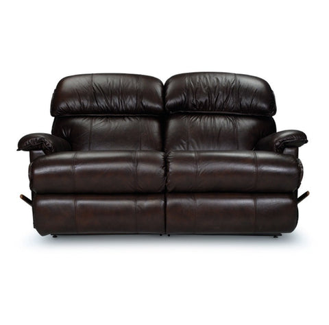 La-z-boy 2 seater leather recliner sofa - Cardinal - 1