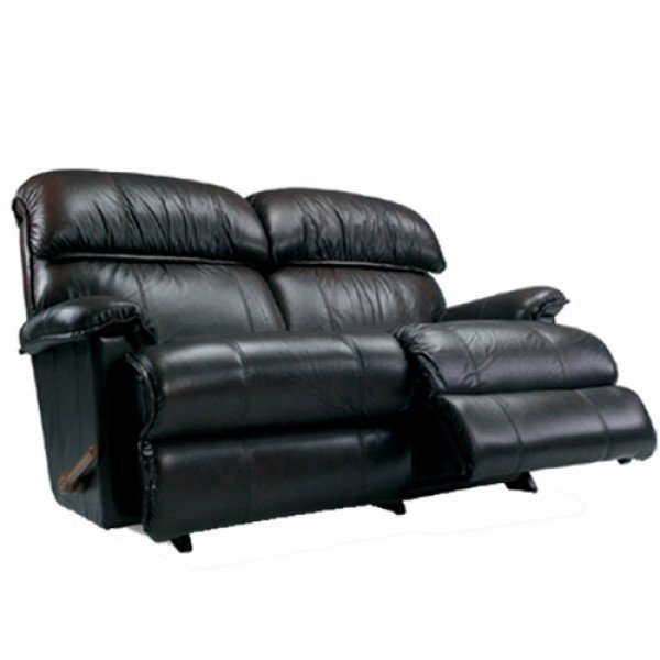 La-z-boy 2 seater leather recliner sofa - Cardinal - large - 2