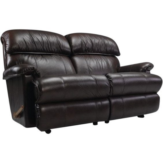 La-z-boy 2 seater leather recliner sofa - Cardinal - large - 3