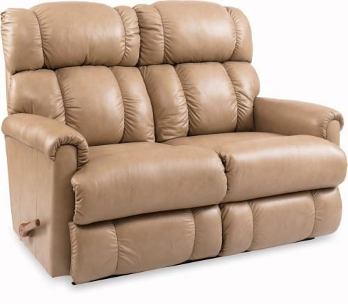 La-z-boy 2 seater leather recliner sofa - Pinnacle - large - 1