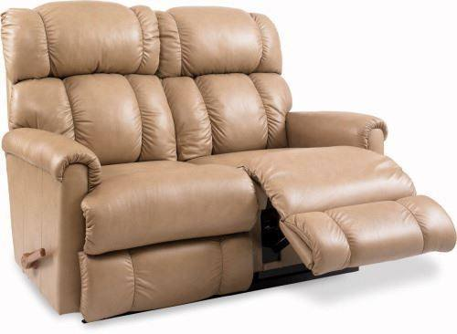 La-z-boy 2 seater leather recliner sofa - Pinnacle - large - 2