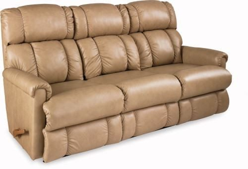 La-z-boy 3 seater leather recliner sofa - Pinnacle - large - 1